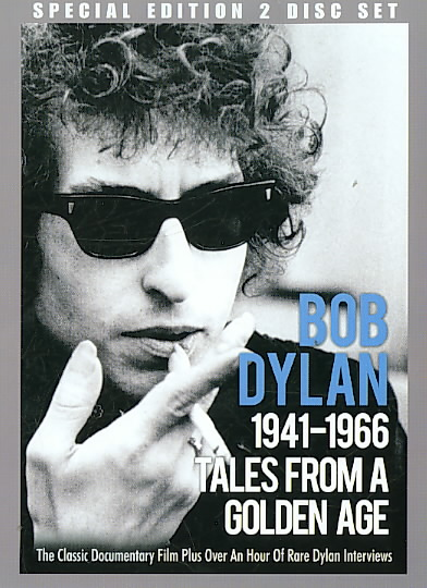 1941-1966:TALES FROM A GOLDEN AGE BY DYLAN,BOB (DVD)
