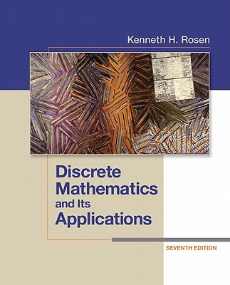 Discrete Mathematics and Its Applications By Rosen, Kenneth